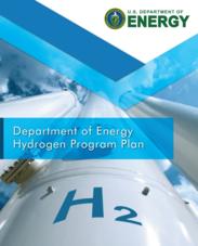 Hydrogen Program Plan Cover
