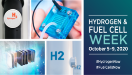 Hydrogen and Fuel Cell Week Image