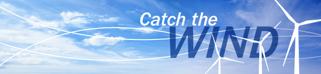 "Banner image for ""Catch the Wind"""