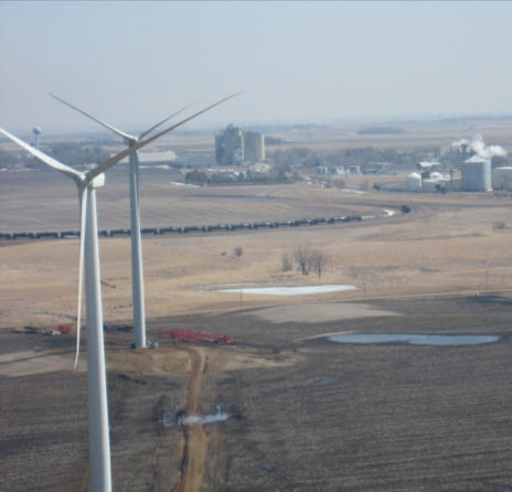 Wind turbine case study.