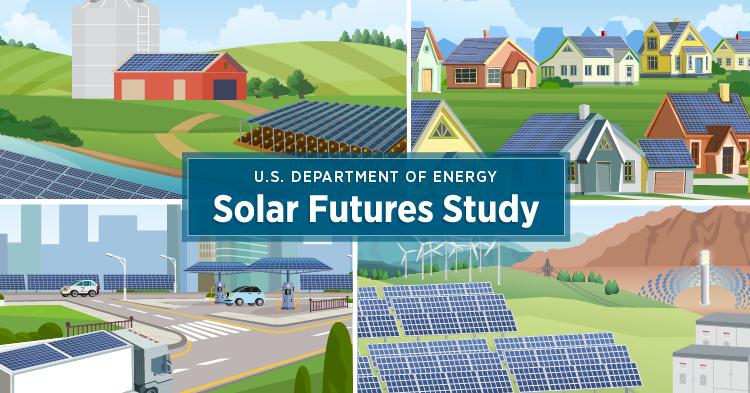 Solar Futures Study Graphic