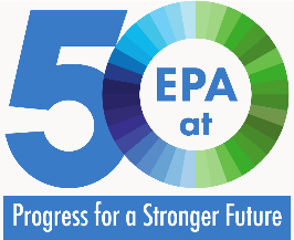 EPA at 50 Logo