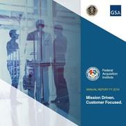 FAI annual report