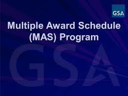 multiple awards schedule