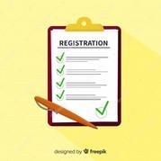 Registration Clipboard