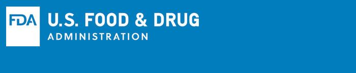 New FDA Logo Blue