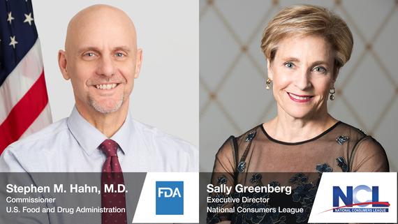 OC_OEA_SES_FDA Commisoner_ Stephen Hahn_NCL_Sally Greenberg
