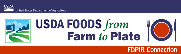USDA Foods - FDPIR Connection