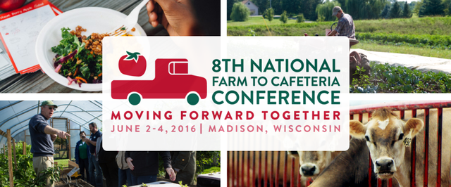 Farm to Cafeteria Conference 2016