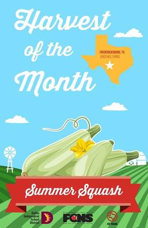 Dallas ISD Harvest of the Month