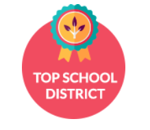 Top School District Census Badge