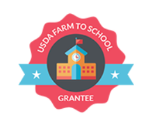 Farm to School Grantee Badge