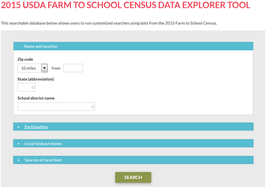 Census Data Explorer