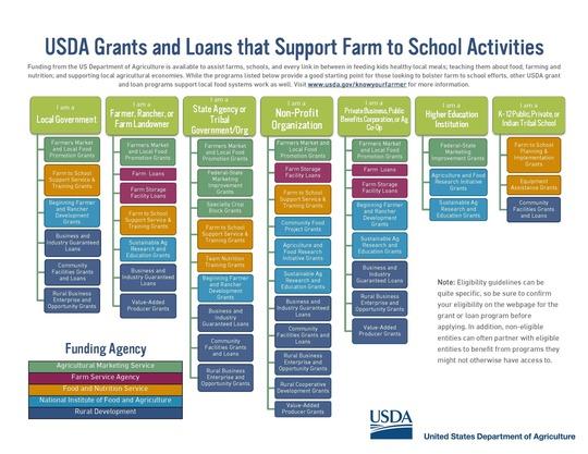 Grants and Loans Chart