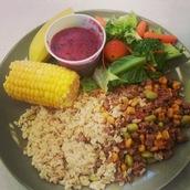 Monterey Lunch