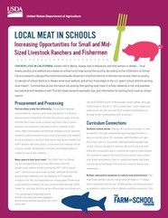 Meat fact sheet