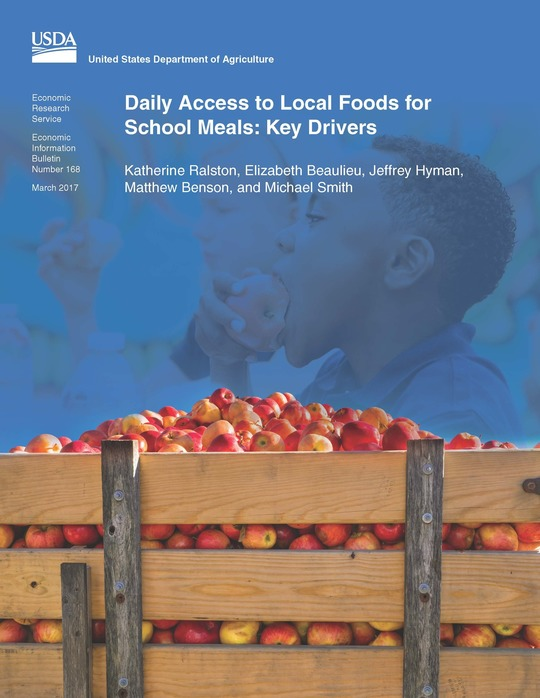 Daily Access to Local Foods for School Meals