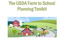 USDA Farm to School Planning Toolkit