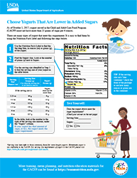 CACFP Meal Pattern Training Tool