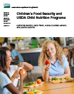Economic Research Service Children's Food Security Report