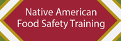 Native American Food Safety Training Logo
