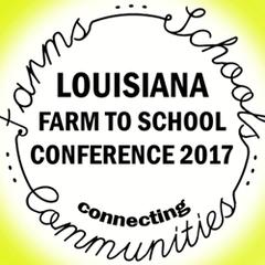 Louisiana Farm to School Conference Logo