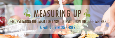 Measuring Up: Demonstrating the Impact of Farm to Institution through Metrics