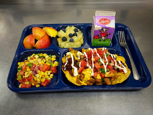 USDA school lunch photo - blog 032118