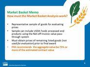 Market Basket Webinar