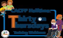 CACFP Halftime logo