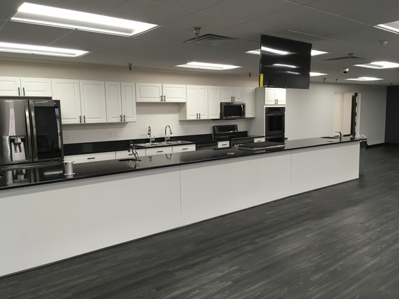 Spirit Lake Tribe's new kitchen