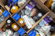 CSFP food packages