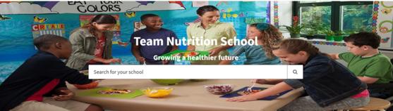 Team Nutrition Schools
