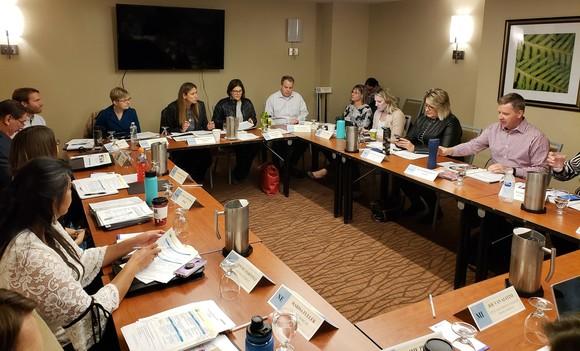 Food Package Work Group Meeting