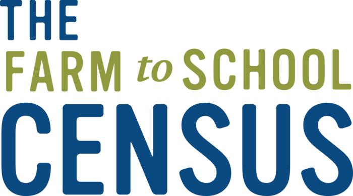 The USDA Farm to School Census logo