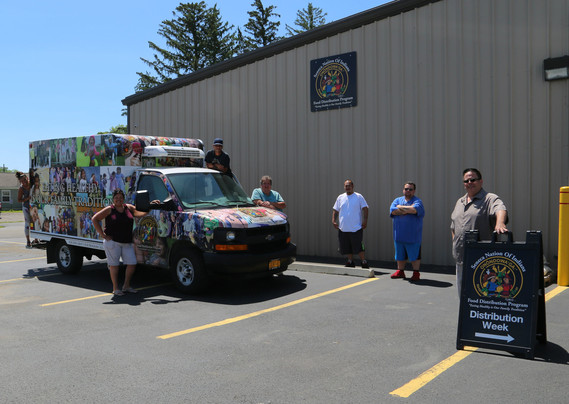 Seneca Nation of Indians Food Distribution Program