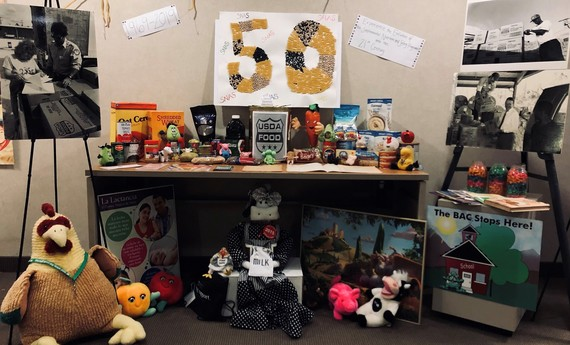 50th display