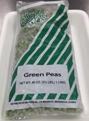 Image of green peas