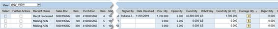 screenshot e invoicing