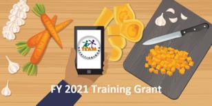FY2021 USDA FNS Team Nutrition Training Grant