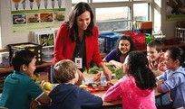 Nutrition Training in Schools
