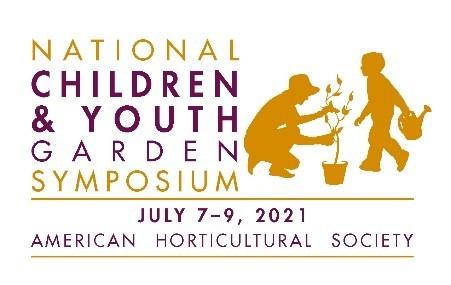 National Children & Youth Garden Symposium logo