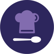 USDA foods in schools icon