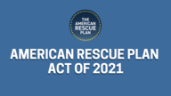 American Rescue Plan Act of 2021 logo