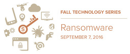 fall tech - ransomware