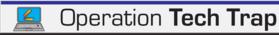 tech trap banner