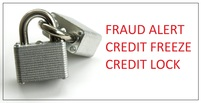 fraud alert - credit freeze