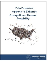 occupational licensing report