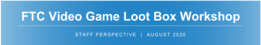 Loot Box Workshop Paper