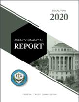 Agency financial report